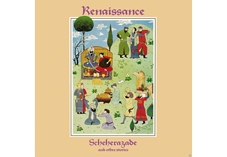 Renaissance - Scheherazade & Other Stories  - (Vinyl)