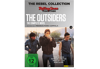 The Outsiders (Rebel Collection) DVD