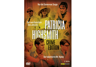 Patricia Highsmith (Crime Edition) - (DVD)