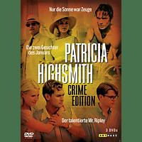 Patricia Highsmith (Crime Edition) [DVD]