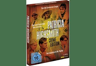 Patricia Highsmith (Crime Edition) DVD