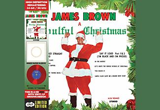 James Brown - A Soulful Christmas  - (CD)