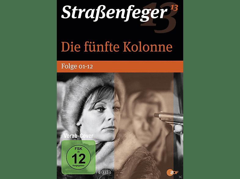 Die fünfte Kolonne - Box 1 - Straßenfeger Vol. 13 [DVD]