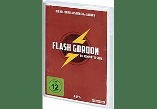 Flash Gordon - Die komplette Serie DVD
