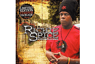 Richie Spice - In The Streets To Africa [DVD]