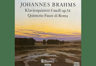 Quintetto Faure Di Roma - Klavierquintette  - (CD)