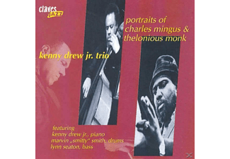 Kenny Jr. Trio Drew - Kenny Drew jr.Trio  - (CD)