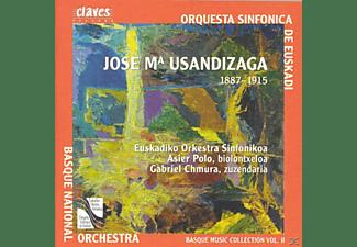 Euskadiko/polo Orkestra Sinfonikoa - Orchesterwerke und Konzerte  - (CD)
