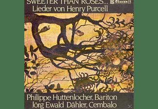 Philippe Huttenlocher, Jorg Ewald Dahler - Sweeter than Roses  - (CD)