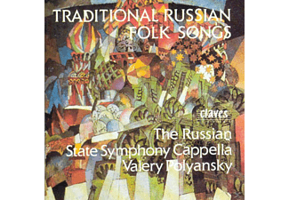 The Russian State Symphony Cappella - Traditional Russian Folk Songs - (CD)
