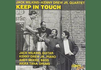 Jack Wilkins-Kenny Drew Jr. Quartet - Keep In Touch  - (CD)