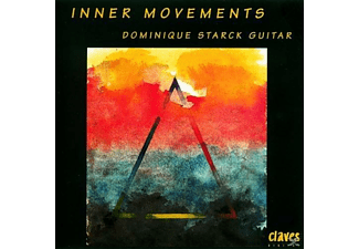 Dominique Starck - inner Movements - (CD)