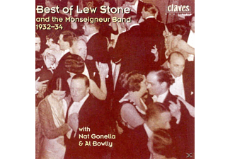 Nat Gonella & Al Bowlly, Stone Lew - Best Of Lew Stone - (CD)