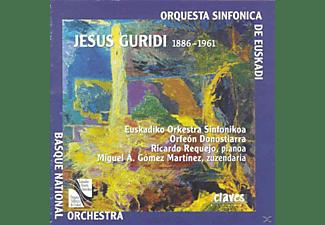 Diverse Baskisches Nationalorchester - Baskische Musik  - (CD)