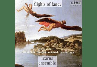 Icarus Ensemble - Flights Of Fancy  - (CD)