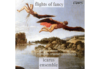 Icarus Ensemble - Flights Of Fancy - (CD)