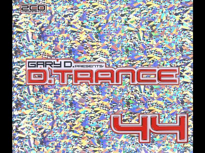 VARIOUS - D.Trance 44/Gary D. [CD]