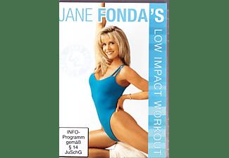 Jane Fonda's Low Impact Workout DVD