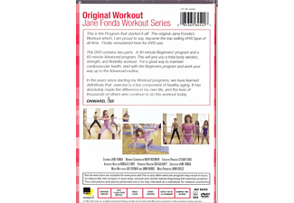 Jane Fonda's - Original Workout DVD