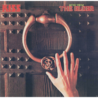 Kiss - Music From The Elder (German Version) [CD]