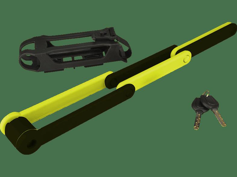 FISCHER 85892 (Schwarz/Neongelb)