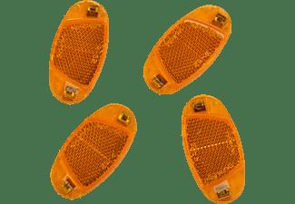 FISCHER 85400 REFLEKTOR SPEICHEN STVZO 4X, Orange)