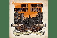 "Riot Company, Foreign Legion - Salute To The Boys (7"" Single) [Vinyl]"