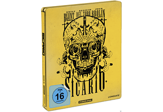 Sicario Steelbook [Blu-ray]