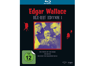 Edgar Wallace - 1. Edition Blu-ray