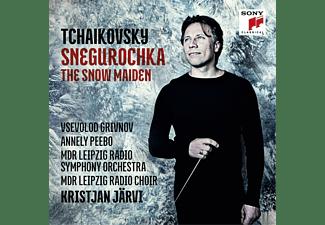 Vsevolod Grivnov, Annely  Peebo, Mdr Sinfonieorchester - Snegurochka- The Snow Maiden  - (CD)
