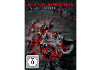 Solitary Experiments - In Motion (Limited Edition) - (CD + DVD Video)