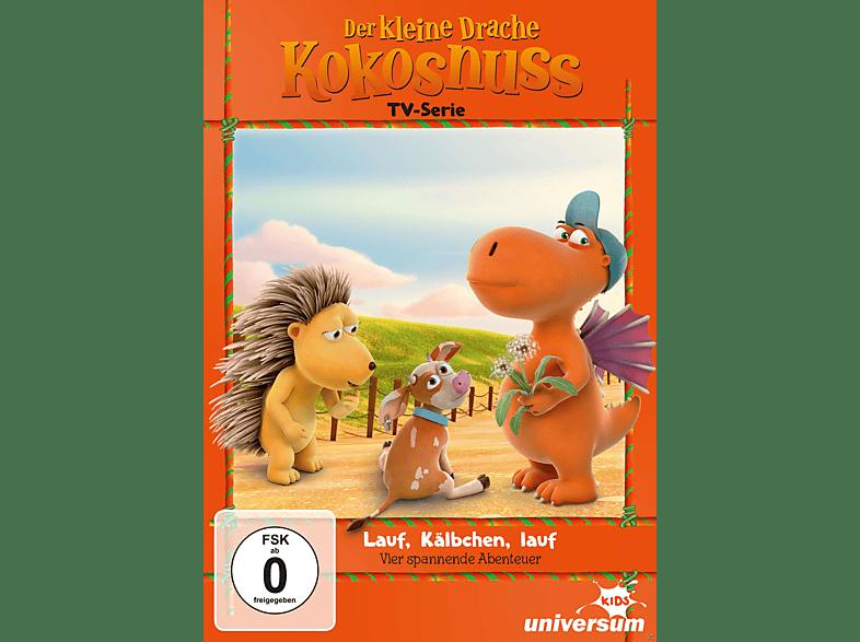 003 - DER KLEINE DRACHE KOKOSNUSS DER DRACHENGOTT [DVD]