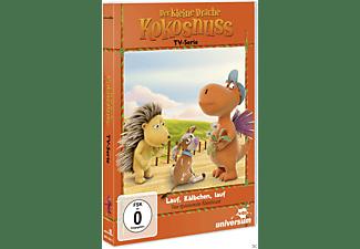 003 - DER KLEINE DRACHE KOKOSNUSS DER DRACHENGOTT DVD