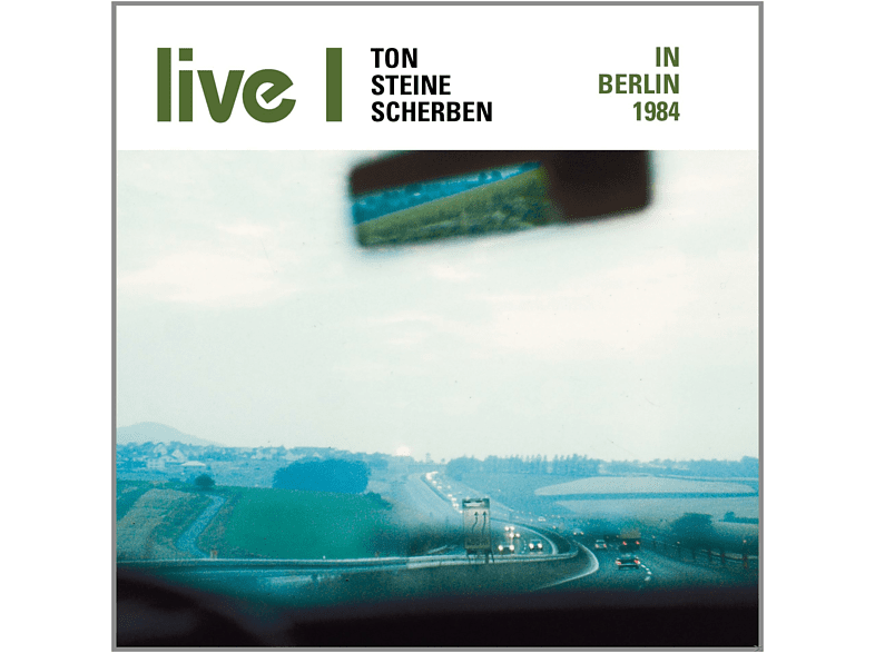 Ton Steine Scherben - Live I-In Berlin 1984 [CD]