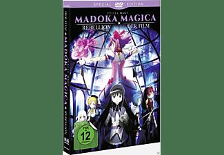 Madoka Magica - Der Film: Rebellion DVD