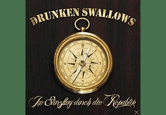 Drunken Swallows - Im Sturzflug Durch Die Republik (CD + DVD)  - (CD + DVD Video)