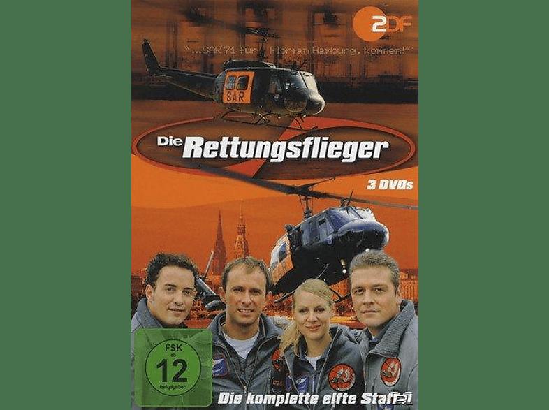 Die Rettungsflieger - Die komplette elfte Staffel [DVD]