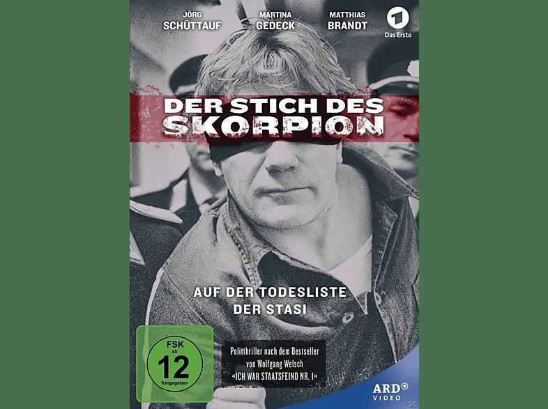 Der Stich des Skorpion [DVD]