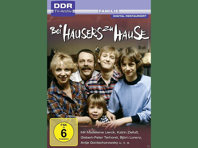 Bei Hausers zu Hause [DVD]