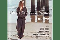 Claire & Friends Severac - Duets [CD]