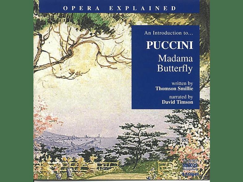 VARIOUS, David Timson - Introduction To Madama Butterf - (CD)