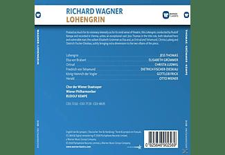 Rudolf Kempe, Fischeer-Dieskau, Grümmer - Lohengrin  - (CD)
