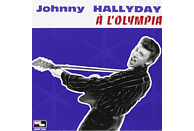 Johnny Hallyday - Johnny Hallyday A L'olympia [CD]