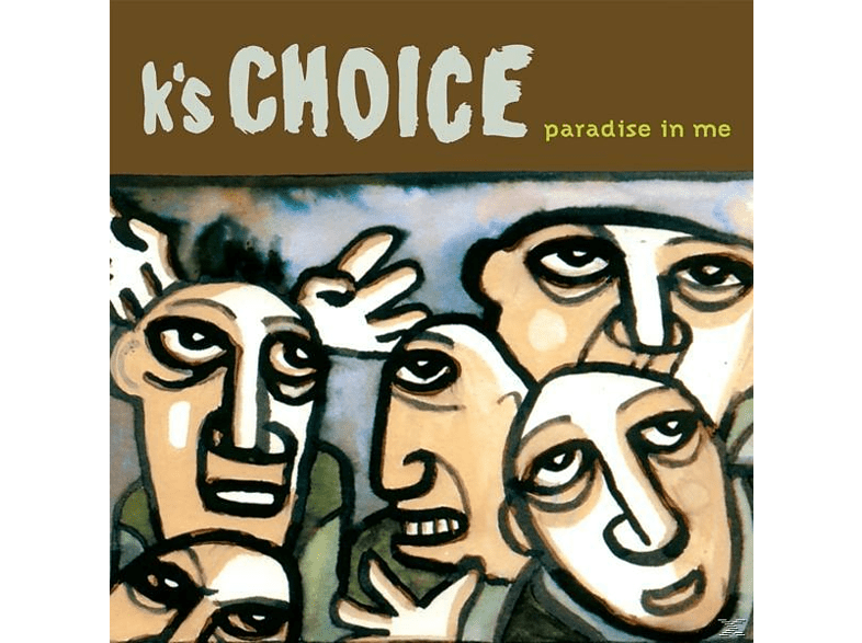 K's Choice - Paradise In Me [Vinyl]