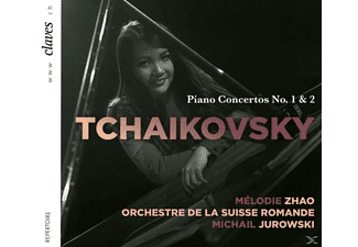 Zhao/Jurowski/Orchestre de la Suisse Romande - Die Klavierkonzerte  - (CD)