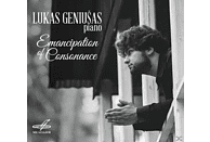 Lukas Geniusas - Emancipation of Consonance [CD]