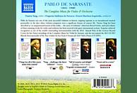 Tianwa Yang, Ernest Izquierdo, Navarra Symphony Orchestra - Sämtliche Werke für Violine und Orchester [CD]