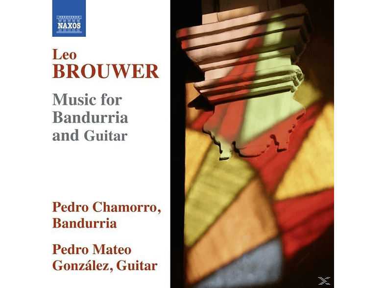 Chamorro,Pedro/Gonzales,Pedro - Musik für Bandurria und Gitarre [CD]