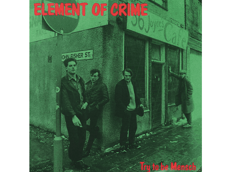 Element Of Crime - Try To Be Mensch [CD]