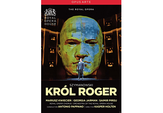 VARIOUS, Orchestra Of The Royal Opera House - Krol Roger  - (DVD)